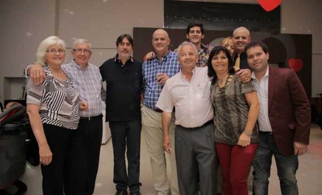 Empresario, deportista, amigo… el último adiós a Norberto Giraudo