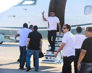 Ricky Martin ya está en Villa María