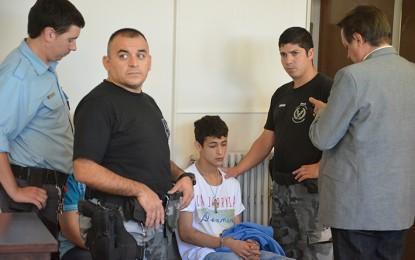 Doce años de prisión para uno de los patoteros que mató a Leandro