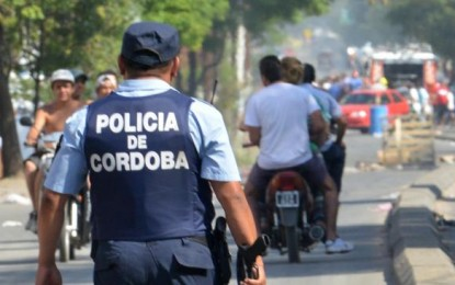 Operativos policiales en Luca, Dalmacio Vélez y La Playosa