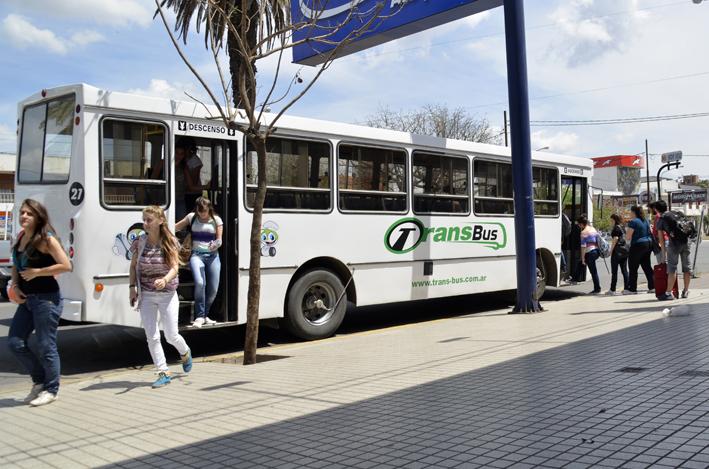 Transbus Villa Maria