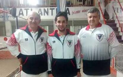 Amaya, Ferrari y Cravero, un trío campeón en Los Peregrinos