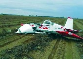 Es extremadamente grave el estado del piloto Falistocco