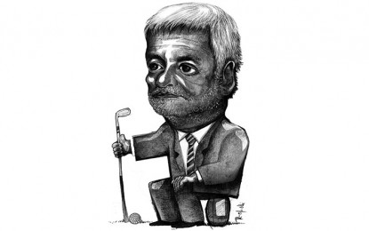 """Julio César Oyola, peronista """"hasta los huesos"""""""