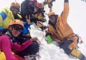 Montañista villamariense logró alcanzar la cumbre del Everest