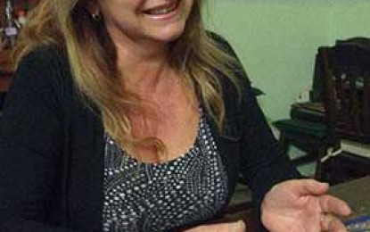 """Patricia Gómez, una PROtagonista del """"cambio"""""""