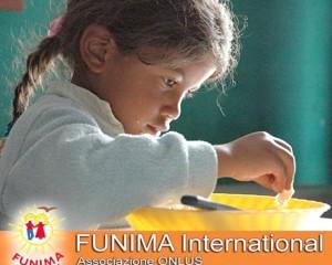 Té solidario de Funima