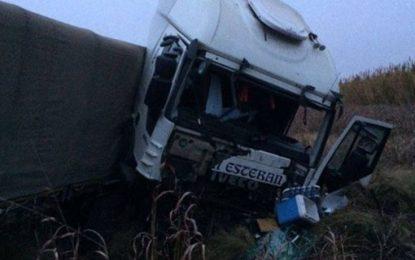 Un accidente fatal en la ruta 9 y seis siniestros viales en la 158