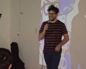 El humorista Emanuel Rodríguez cuestionó la política comunicacional del kirchnerismo