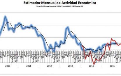 La economía baja, el dólar sube (más leña al fuego)