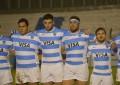 Bello entrenó con Argentina XV