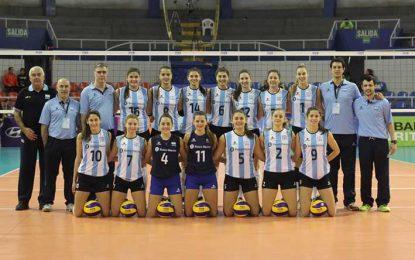 Argentina busca un lugar en el podio