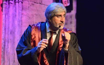 """El """"Flaco""""Pailos vuelve al Verdi"""