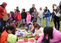 Dos barrios festejaron el Día del Niño