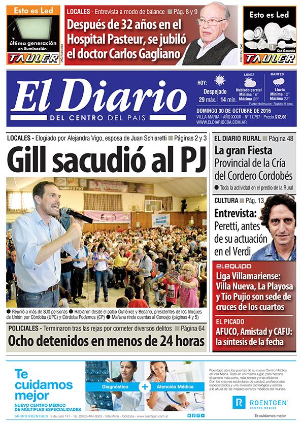 El Diario De La Republica Villa Mercedes Clasificados