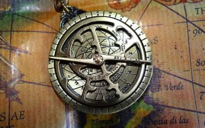 Te parto el astrolabio