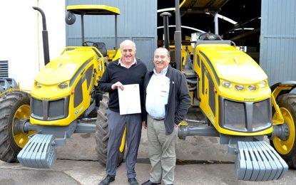 Dos nuevos tractores