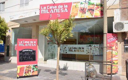 La Casa de la Milanesa redobló la apuesta y abrió una nueva sucursal