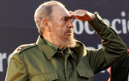 Fidel Castro hizo la revolución