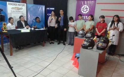 De la mano de Ramonda Motors, la educación vial está en la TV local