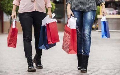 Buscan estimular las compras en Navidad