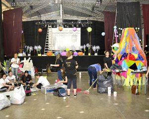 Presentan obra para 1.200 niños
