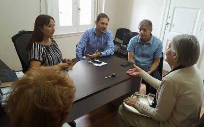 En una reunión cordial, el oficialismo escuchó los planteos de la oposición