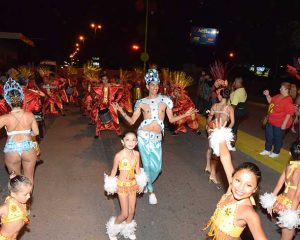 Carnaval  toda la Villa, hasta mañana