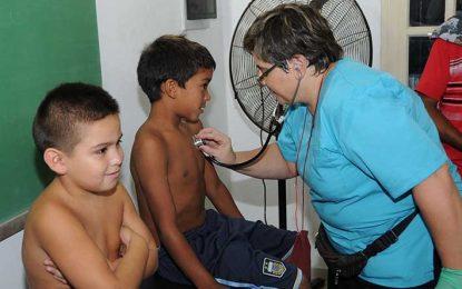 Los hospitales comienzan a dar  turnos para los certificados escolares