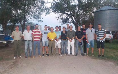 Reunión con el Grupo Cambio Rural
