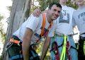 Un bombero villamariense viajó a colaborar en los incendios de Chile