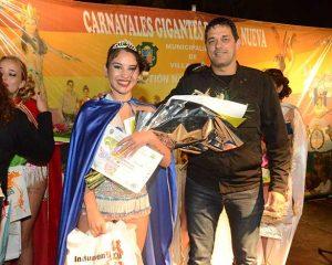 Los Olmos, rey de Carnavales