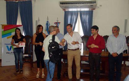 El intendente entregó los premios a los ganadores de la campaña