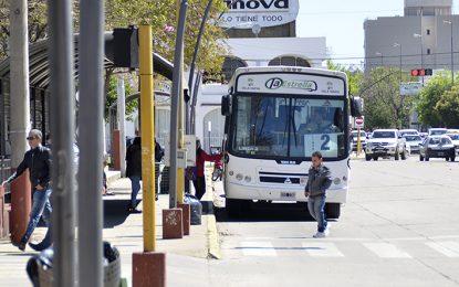 Se cortaron más de 2,5 millones de boletos en el transporte urbano