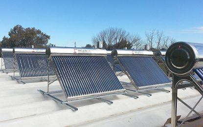 Se duplicó el número de empresas  que fabrican calefones solares