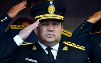 Juzgarán a exjefe de la Policía