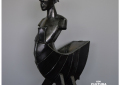 Una muestra escultural