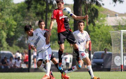 Pibe de Las Perdices jugará en el Sudamericano Sub-17