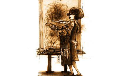 Mujeres artistas en los años 50
