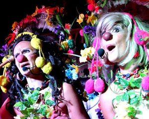 """Las Pérez Correa se presentan esta noche en Escena con su show """"Carnaval nacional"""""""
