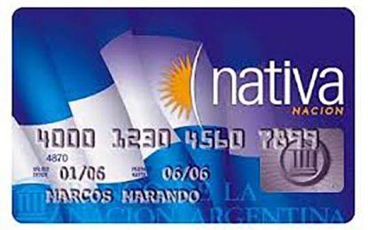 Extendieron hasta 50 meses el financiamiento con Nativa