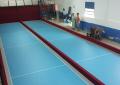 El club San Fermín, de Luca, inaugura canchas sintéticas