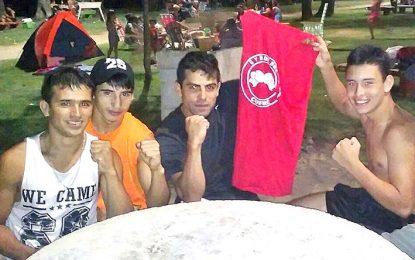 Cuatro púgiles locales combatirán en Catamarca