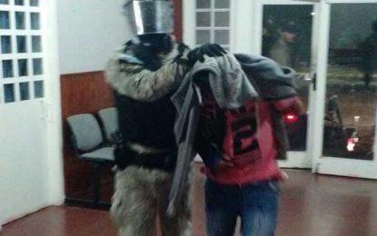 Dos detenidos por comercializar estupefacientes