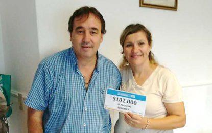 Nicolino recibió fondos