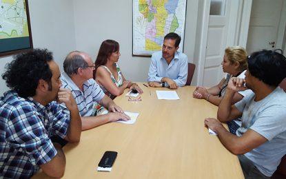 El municipio cedió el uso de un terreno para que el barrio La Calera tenga sede