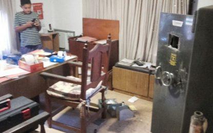 Robos en comercios de Hernando y Leones