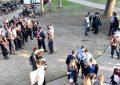 A 50 días del Festival, policías reclaman el cobro de adicionales