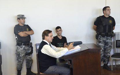 Tercera condena para un joven que  tenía en su casa un arma de guerra