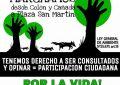 En la UNVM rechazaron la ley de bosques y viajarán a la marcha